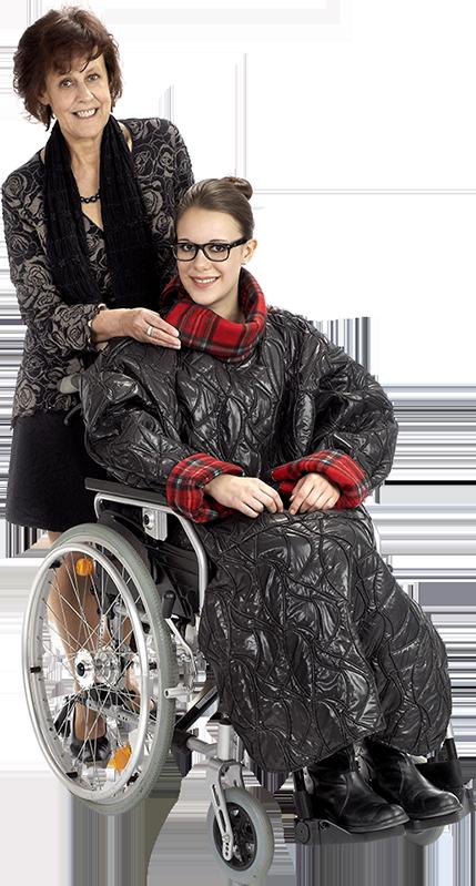 Casati - Kleidung für Rollstuhlfahrer